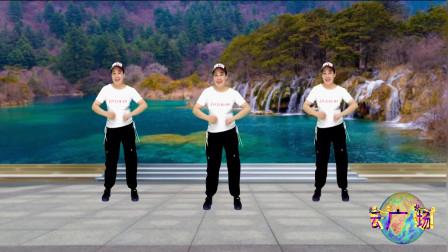 点击观看《最新社区摆胯舞视频 蓝天云学跳健身舞怎么爱都爱不够》