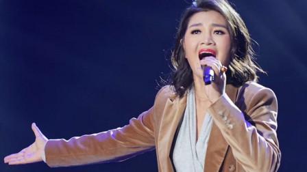 王力宏怎么想不到,降央卓玛把《落叶归根》唱成这样,也太好听了
