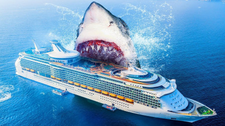 巨齿鲨真能号称海洋王者?科学家:那是它命好,没遇到这两个!