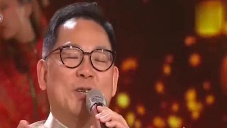 时隔三十四年,张明敏演唱这首《我的中国心》,深情满满!