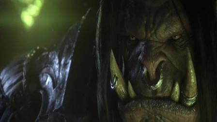 魔兽世界:曾经的CG之王,音乐响起那一刻,网友:戴上耳机有不一样的感觉!