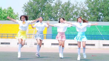 开学季!学姐们舞蹈原创《青春纪念册》