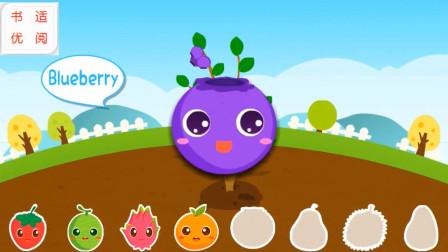 儿童英语水果总动员在地球上找水果相关的图片