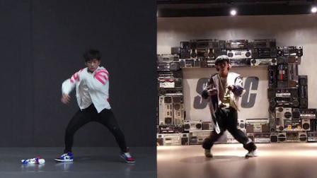 第二季舞者 叶音battle 第一季舞者 韩宇 谁赢?