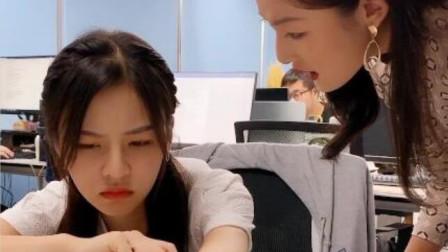 祝晓晗被开除,听老板说完理由后,网友纷纷评论:做的太对了