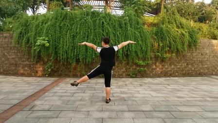 点击观看《小帅广场舞《哥哥妹妹》原创编舞》