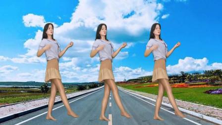 点击观看《农村媳妇广场舞视频 神农舞娘学跳凤凰传奇舞蹈视频》