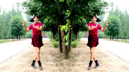点击观看《阿采广场舞 动感32步健身舞《万树繁花》》