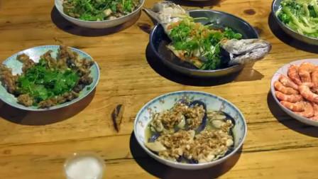 舌尖上的美食:天生天养的沙螺养活一个村庄,多种做法隔着屏幕让人直流口水!