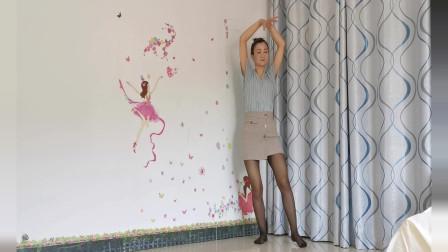 好看女人舞蹈视频大全 神农舞娘广场舞鸟儿对花说