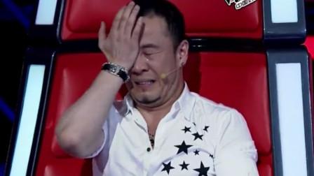 世上竟有如此痛的声音!才唱一句导师们就坐不住了,杨坤哭的最惨