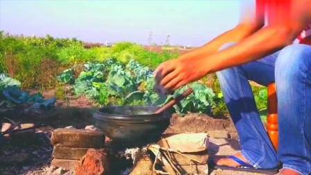 印度美食真搞不懂,这样的做法真的可以吗