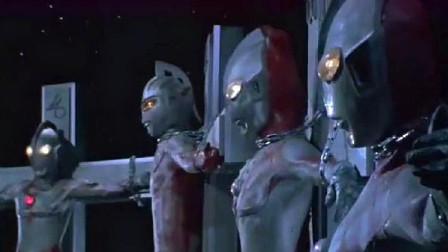 S杀手得到奥特4兄弟力量,神秘人要用奥特4兄弟的力量,对付艾斯