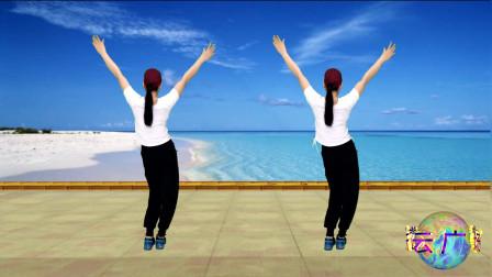 点击观看《蓝天云健身操《不下雪的广东》》