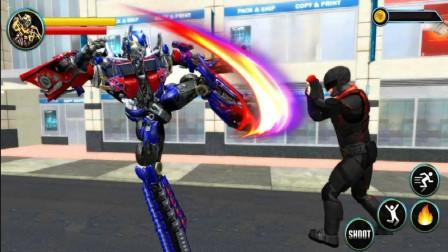 机器人模拟器:只会近战的机器人,其实力怎样?