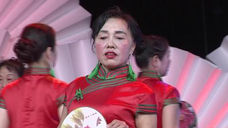 旗袍秀《望月》:姐姐们犹如娇艳的桃花,美得不可方物!