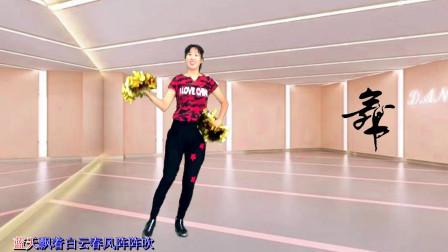 点击观看《国庆花球舞 阿采广场舞视频》