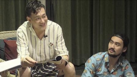 同学会:袁弘怂恿李超演韩雪丈夫,韩雪气场太强李超秒怂