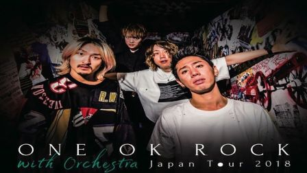 One Ok Rock Live in Osaka With Orchestra  音频