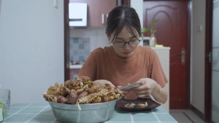 椒盐皮皮虾这样吃才过瘾,一次做5斤,吃得满嘴油光