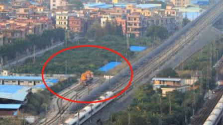 北京闹市里有座墓,里面葬着一个18岁的河南人,火车在此改道绕行