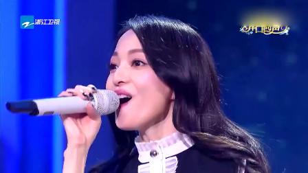 冯提莫、张韶涵合唱《淋雨一直走》,如天籁之音,美醉了!