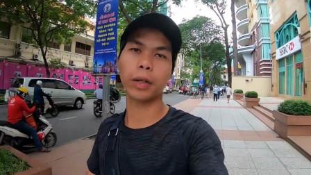 阿莫游越南,带大家参观胡志明中央邮局!