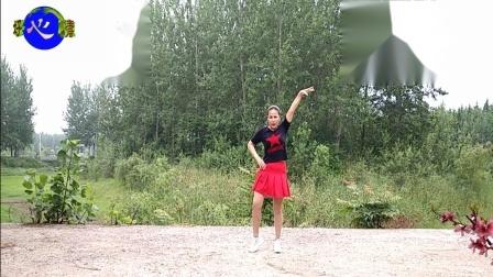 点击观看《好心情蓝蓝广场舞 原创快乐网红舞教学抖音让我着了魔》