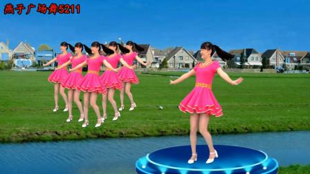 点击观看《无基础32步广场舞教学《你怎么说》 燕子广场舞5211》