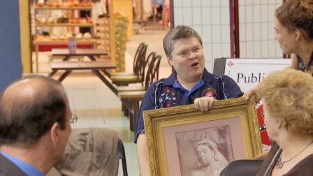 路人围观拍卖会,从未举手竟高价拍下一幅画,这究竟怎么回事?