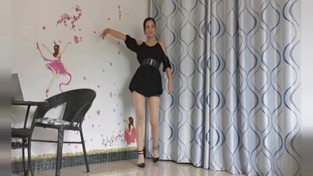 神农舞娘广场舞 动感光脚丝袜舞蹈视频