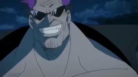 海贼王:黄猿还是强,堪比古代武器的炸药岩都没能炸死他,有点厉害