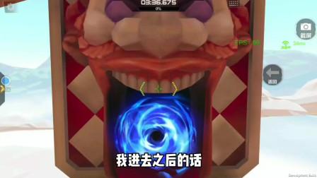 CF手游:第二张新跳跳乐地图出现!可以打开地狱之门!