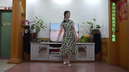 点击观看中年妇女广场舞视频大全《荞麦花》视频