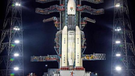 月船二号为什么失败?印度自主制造着陆器,发动机动力不足