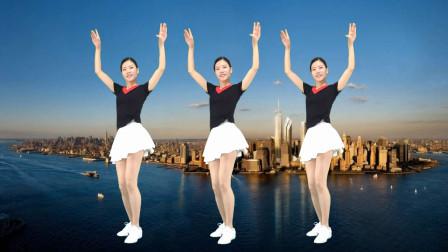 新生代广场舞《人心太复杂》动感活力简单健身操!
