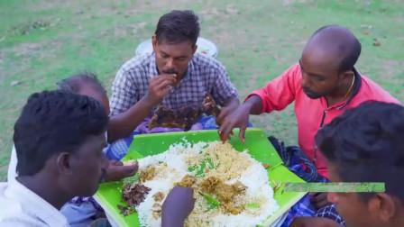 趣味印度美食:做美味咖喱烤肉