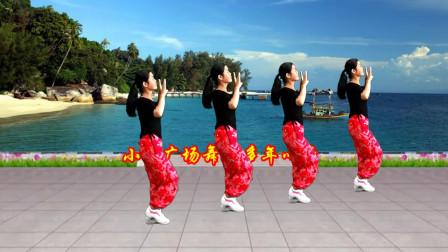 点击观看《网红32步弹跳健身舞教学《多年以后》 小慧广场舞》