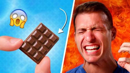 4款最不可思议的巧克力,网购都要签生死协议!绝望!