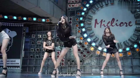 #最劲热舞#韩国女团美女跳舞, 让人看得血脉膨胀。