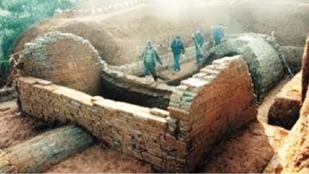 浙江發現三國七品小縣令的陵墓,考古隊卻非常