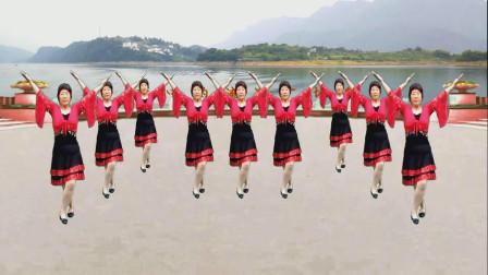 点击观看《简单易学基督教健身舞视频盼望那一天 适合中年妇女》