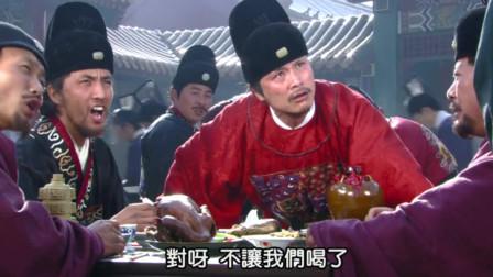 朱元璋宴请群臣,只上了三道菜,刘伯温吓得变了脸,告诉徐达:吃了就完了