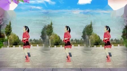 点击观看《全网适合妇女32步健身舞妹妹你是我的人 好心情蓝蓝广场舞教程分解》