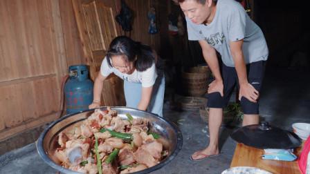 吃不腻的家乡味,贵州猪脚花样做法,据说是世界最好的美食之一