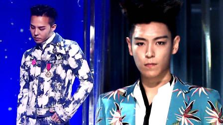 人气歌谣:经典中的经典!BIGBANG的精彩回归舞台!《LOSER》