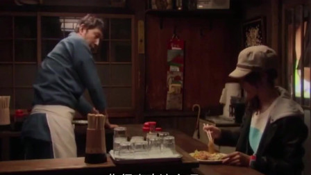 深夜食堂:日本少女明星青春不再,現身餐館日漸憔悴惹人憐惜