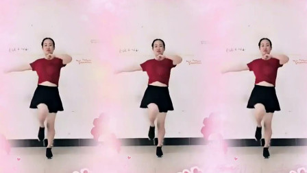雨葵广场舞《月下情缘》零基础鬼步舞
