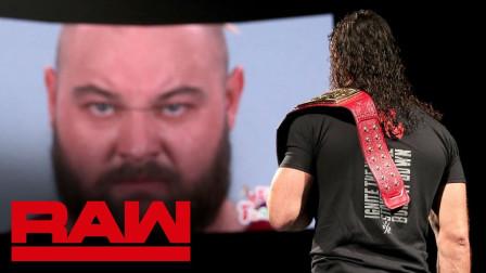 【RAW 09/16】赛斯回顾冠军争霸 认可人间怪兽实力鄙视邪神只会偷袭