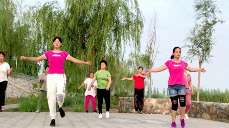 阿采减肥瘦身健身操 中老年健身32步迷茫的爱